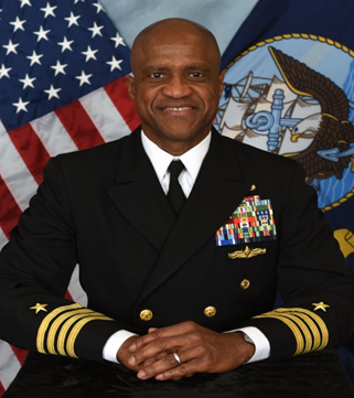 Captain Clarence Franklin Jr Assumes Command Of Navy Information Operations Texas
