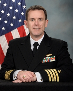 CAPT Mark Meade (uncovered)