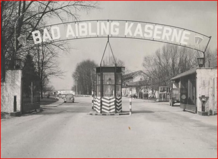 NSG Det Bad Aibling, Germany Disestablished, August 24