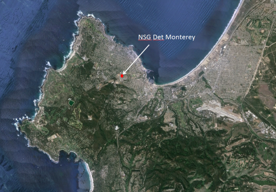 02.10.76 NSG Det MonterEy Established.b
