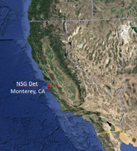 02.10.76 NSG Det MonterEy Established.c