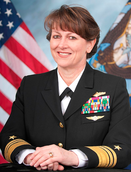 03 VADM Jan E. Tighe