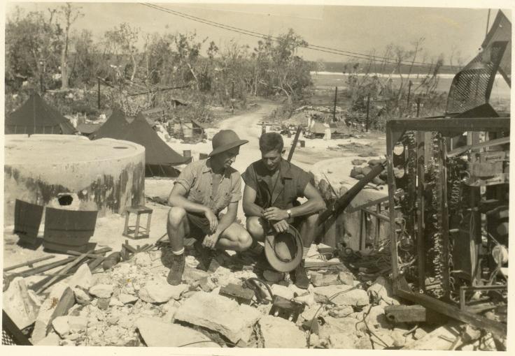 Kwaj 0006 - Schmidt and Crosby, Eniburopr Island, Kwajalen A