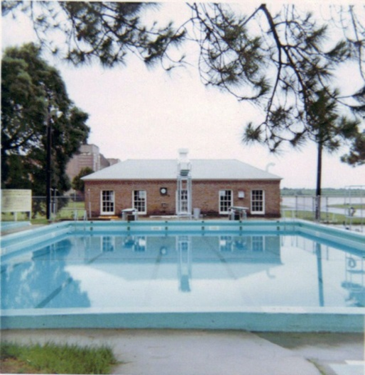 Enlisted swimming, 19661
