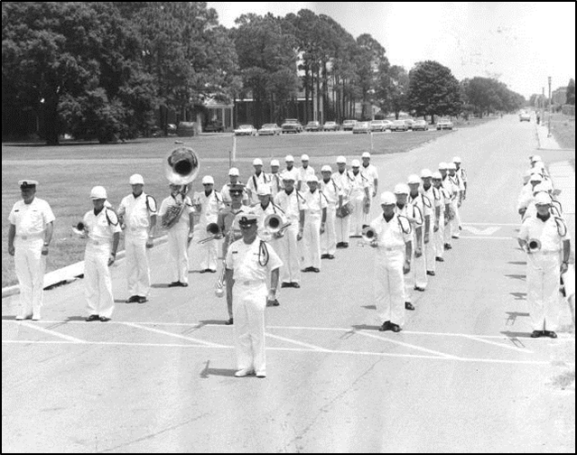 marking band, 19671