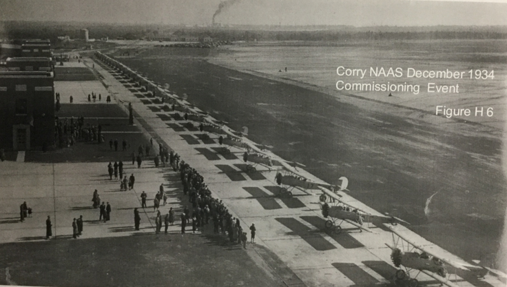 Official Dedication of Corry Field 19342