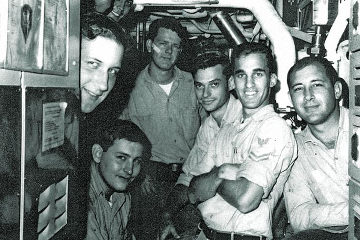 05.22.1968 USS Scorpion Crew