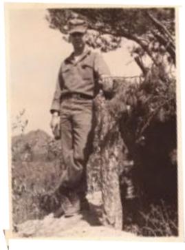 03.06.1932 PFC Jay Robert Stoner USA